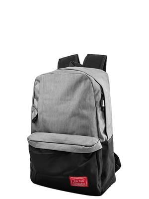 Рюкзак чорний Valiria Fashion | 5313177
