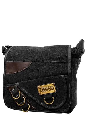 Сумка чорна Valiria Fashion | 5313184