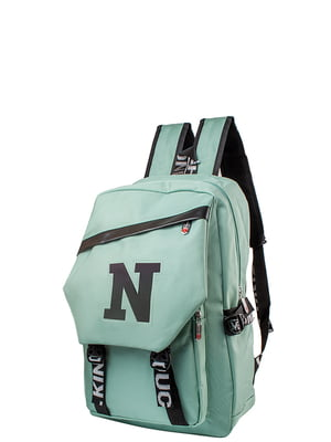 Рюкзак мятного цвета Valiria Fashion | 5313193