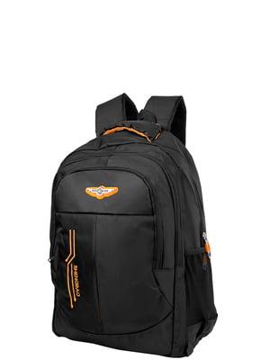 Рюкзак черный Valiria Fashion | 5313205