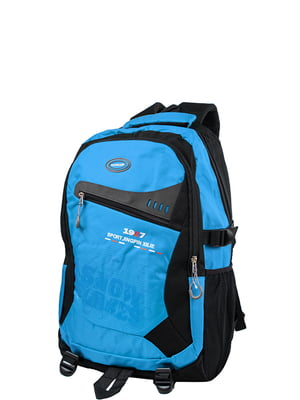 Рюкзак голубой Valiria Fashion | 5313212