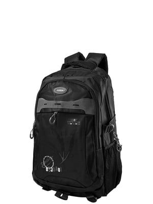 Рюкзак чорний Valiria Fashion | 5313213