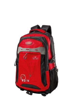 Рюкзак червоний Valiria Fashion | 5313214