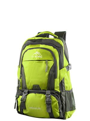 Рюкзак салатовий Valiria Fashion   5313220