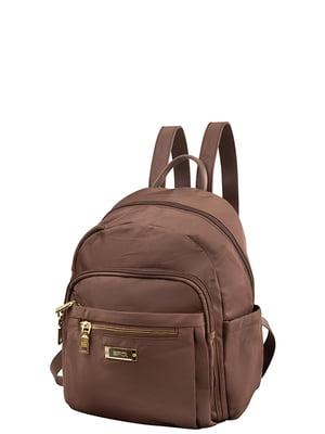 Рюкзак коричневий Epol | 5313222
