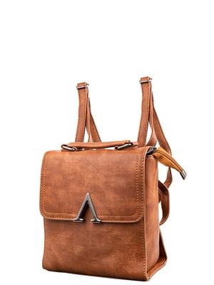 Рюкзак коричневый Valiria Fashion   5313233
