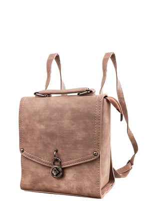 Рюкзак бежевый Valiria Fashion | 5313237