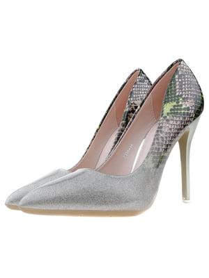 Туфлі сріблясті   5312820