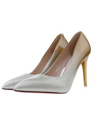 Туфлі золотисті   5312824