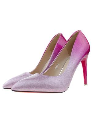 Туфли розовые | 5312825