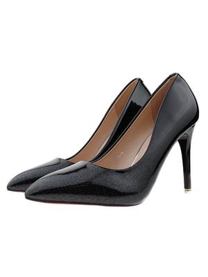 Туфлі чорні   5312829