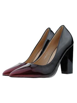 Туфлі червоні   5312840