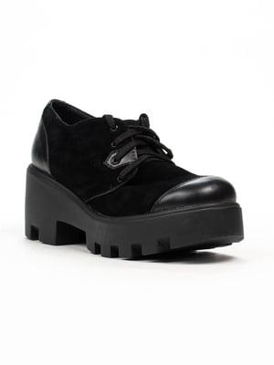 Туфлі чорні | 5309435
