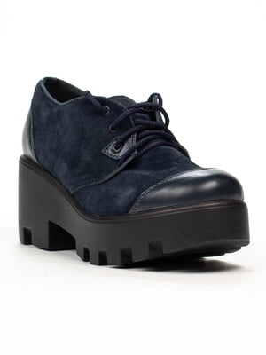 Туфлі сині | 5309434