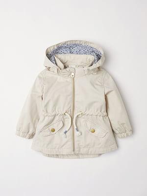 Куртка бежевая | 5315369