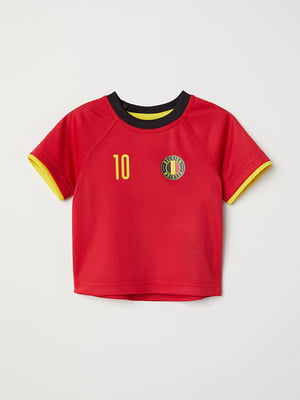 Футболка червона | 5315370