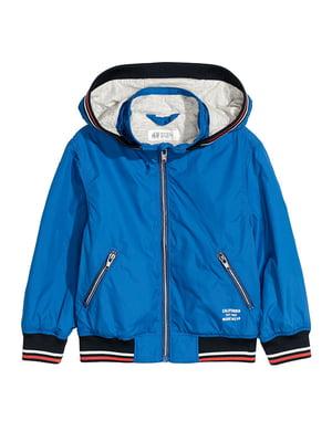 Куртка блакитна | 5315375