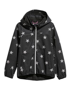 Куртка чорна | 5315403
