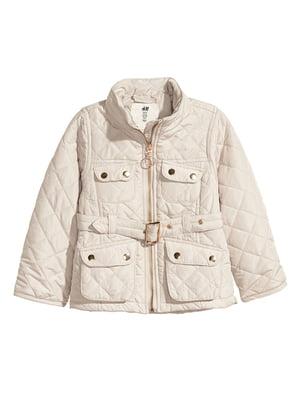 Куртка бежева | 5315421