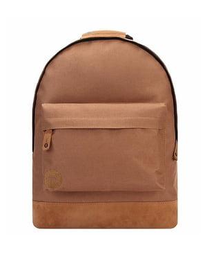 Рюкзак коричневий | 5315431