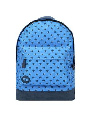 Рюкзак голубой | 5315433