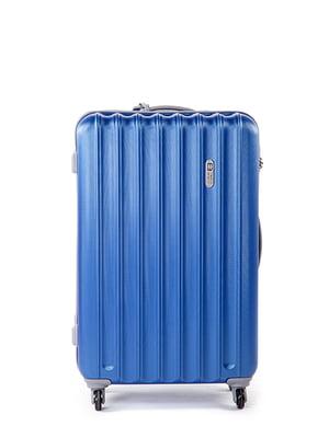 Валіза синя | 5313545