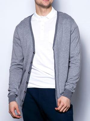 Кардиган серый   5314101