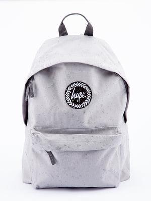 Рюкзак серый | 5314291