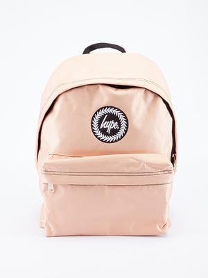 Рюкзак пудрового кольору | 5314315