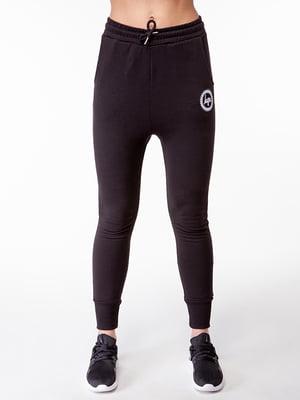 Штани спортивні чорні | 5314351