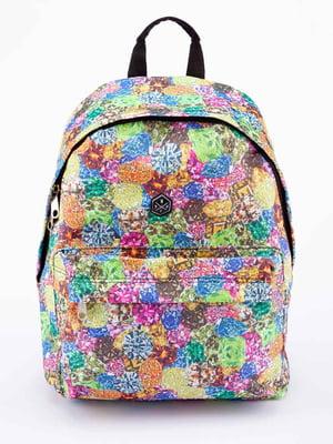 Рюкзак разноцветный | 5314357