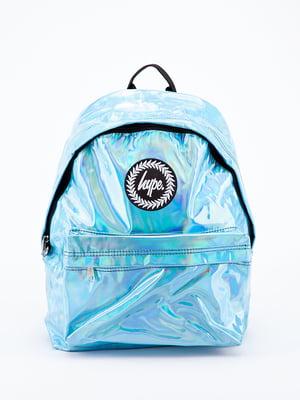 Рюкзак голубой | 5314390