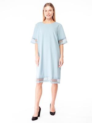 Сукня блакитна | 5314462