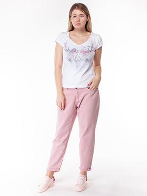 Джинси рожеві | 5314477