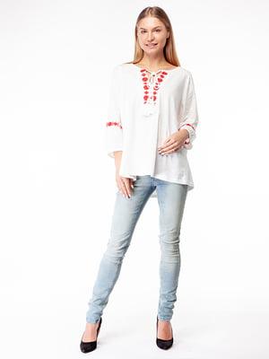 Блуза біла | 5314478