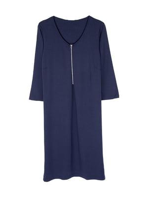 Платье синее | 5314528