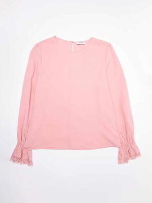 Блуза розовая | 5314684