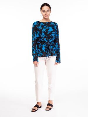Блуза в принт | 5314701