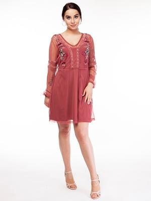 Сукня рожева | 5314747