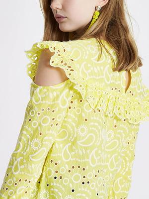 Блуза жовта | 5314750
