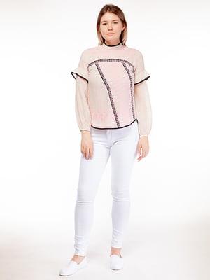 Блуза рожева | 5314752