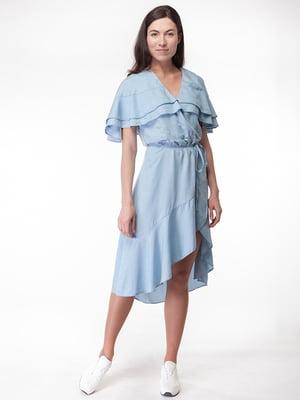 Сукня блакитна | 5314754