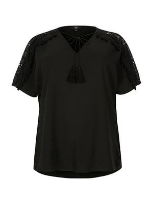Блуза чорна | 5314762