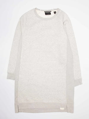 Платье серое | 5314818