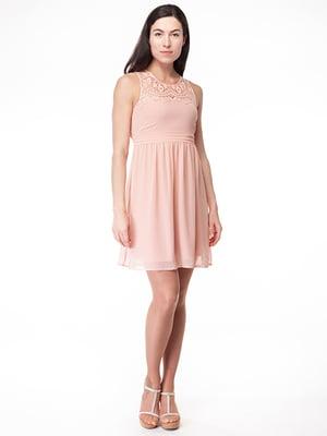 Платье розовое | 5314915