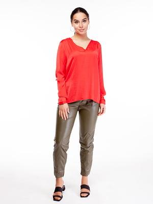 Блуза червона | 5314948