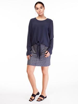 Блуза синя | 5314964