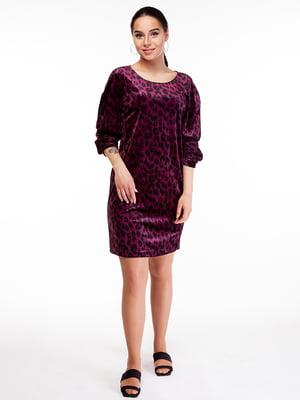 Сукня фіолетова | 5314967