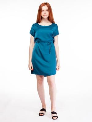 Сукня бірюзова | 5314971