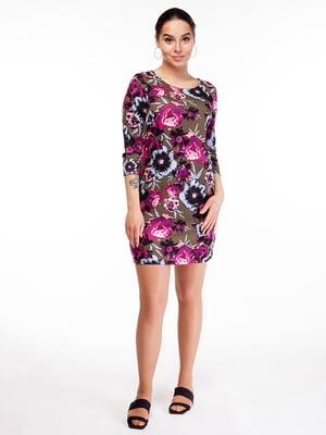 Сукня кольору хакі | 5314974